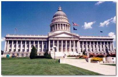 الامريكية- (معلومات Utah