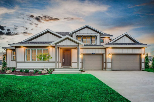 Ivory Ridge by Ivory Homes